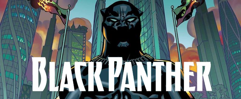 pantera negra comics