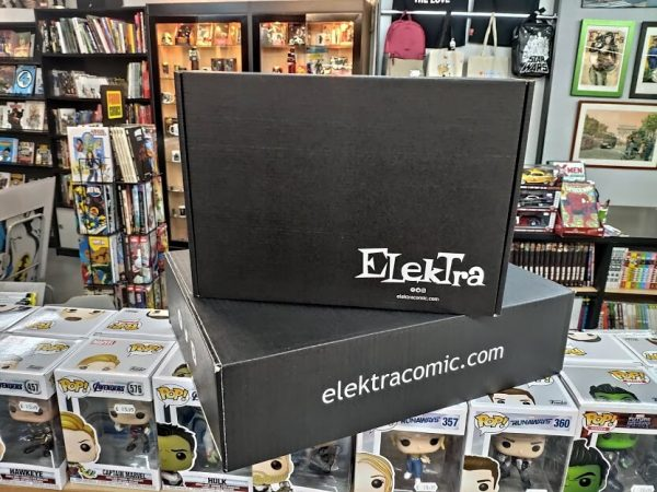 envíos elektra comic