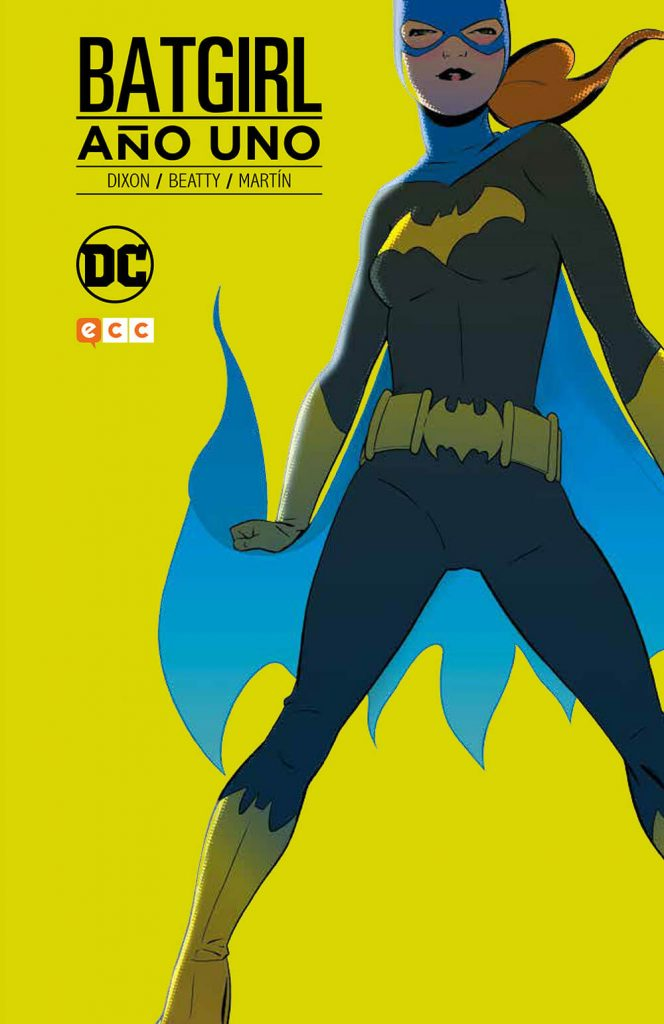 batgirl año uno comic