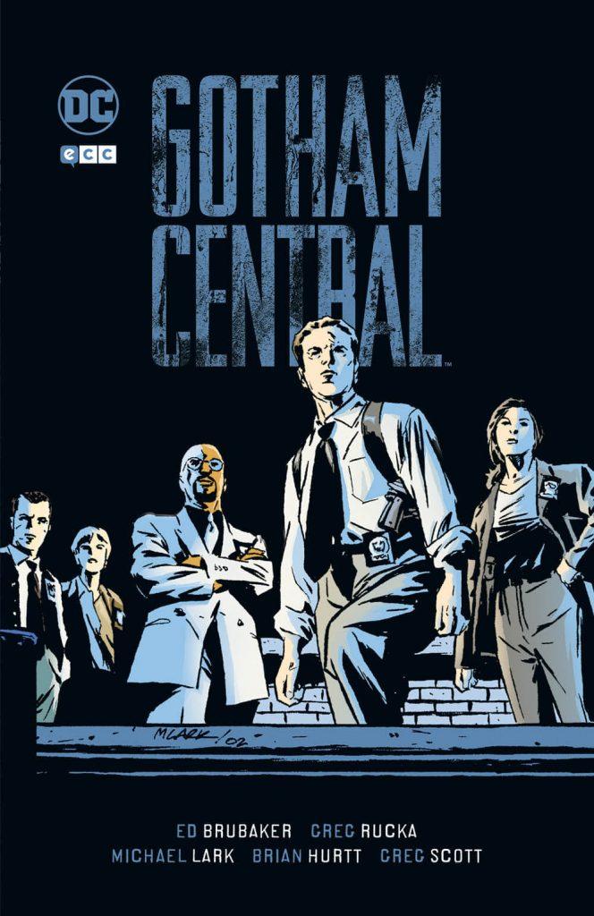 gotham central comic
