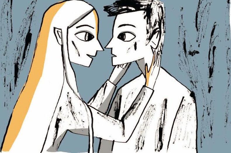 Cómics sobre el amor